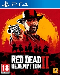 HRA PS4 RED DEAD REDEMPTION 2