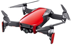 DJI-Mavic Air Flame Red
