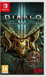 HRA SWITCH Diablo III Eternal Collection