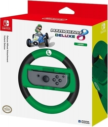 Hori Joy-Con Wheel Deluxe - Luigi