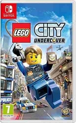 HRA SWITCH LEGO City: Undercover