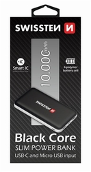 Swissten CORE SLIM POWERBANK 10000mAh