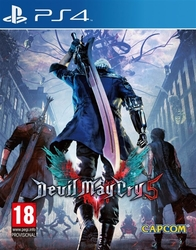 HRA PS4 Devil May Cry 5