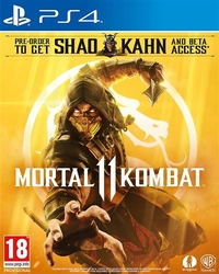 HRA PS4 Mortal Kombat 11