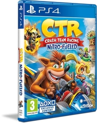 HRA PS4 Crash Team Racing Nitro-Fueled