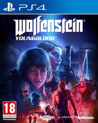 HRA PS4 Wolfenstein Youngblood