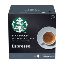 Starbucks DARK ESPRESSO ROAST 12Caps 66g