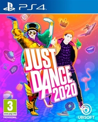 HRA PS4 Just Dance 2020