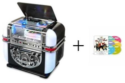 RICATECH RR700 Table Jukebox + 6CD R&R