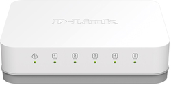 D-LINK 5-Port Gigabit Switch (GO-SW-5G)