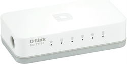 D-LINK 5-Port Ethernet Switch (GO-SW-5E)