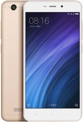 XIAOMI Redmi 4A Global, DS, 32GB zlatá