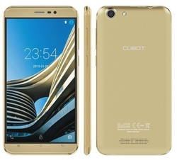CUBOT Note S Gold