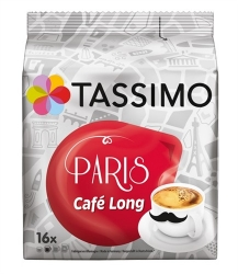 Tassimo Paris Café Long 16 x 6,7g