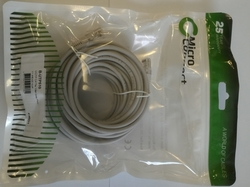 MicroConnect UTP CAT5e 10M šedý PVC