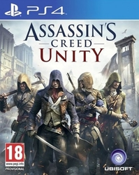 HRA PS4 Assassin's Creed: Unity