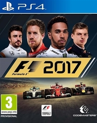 HRA PS4 - F1 2017