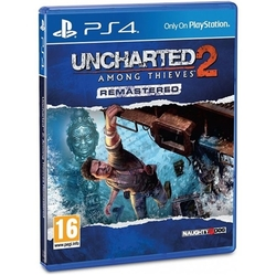HRA PS4 - Uncharted 2: Among Thieves