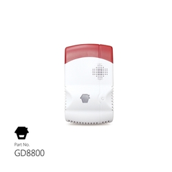 SMANOS GD8800 Wireless Gas Leakage