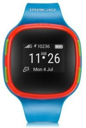 Alcatel MOVETIME Track&Talk Watch, B/R