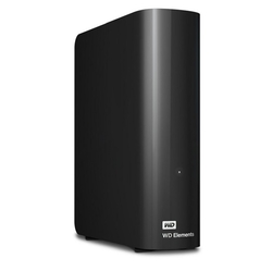 WD Elements 4TB Black