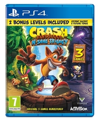 HRA PS4 Crash Bandicoot N.Sane Trilogy