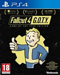 HRA PS4 FALLOUT 4Game Of The Year Editi.