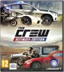 HRA PC The Crew Ultimate Edition
