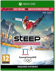 HRA XONE - Steep Winter Games Editi