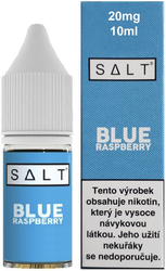 Liquid Juice Sauz SALT CZ Blue Raspberry 10ml - 20mg